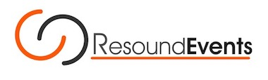 Resound Events logo